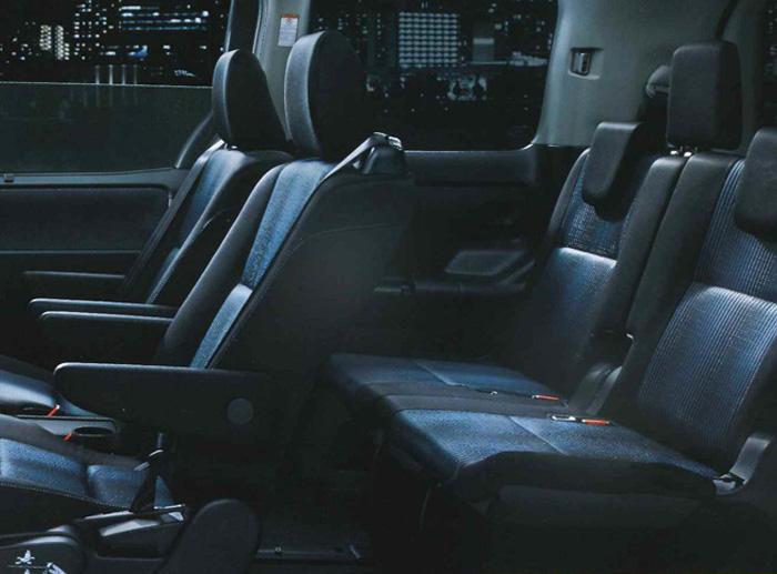 ヴォクシー自動車シート